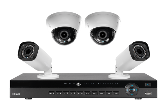 DVR VS NVR Security Camera Systems