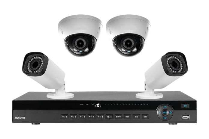 DVR VS NVR Security Camera Systems