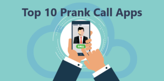 Top 10 Prank Call Apps