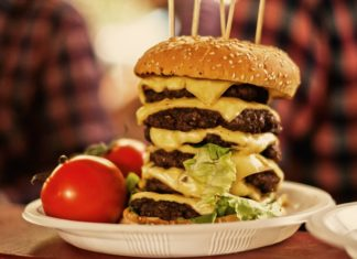 Burger Stand Business
