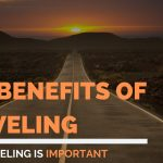 Significance of Traveling