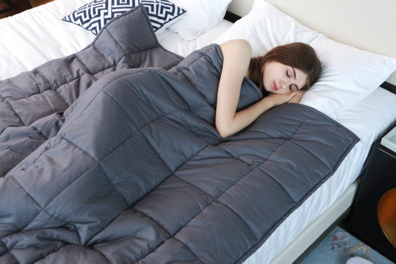Weighted Blanket Improve Your Sleep Quality