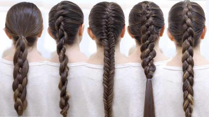 How to braid hair?